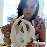 Sculpture Natalia Cinalli